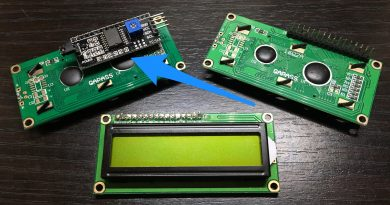 Arduino e display lcd 16×2 I2C