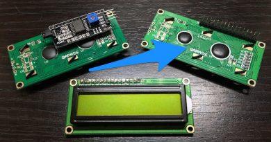 Arduino e il display LCD 16×2 senza I2C